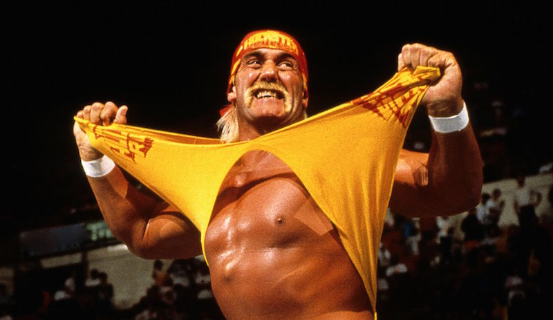 hulk hogan tears shirt