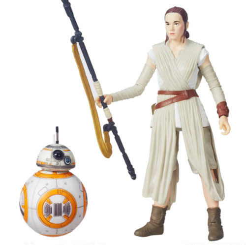 star wars rey action figure