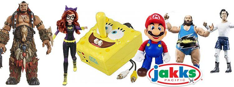 jakks pacific toys
