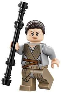 star wars rey action lego minifig