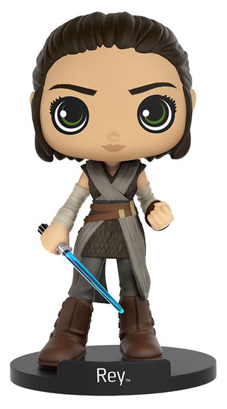 star wars rey wobbler