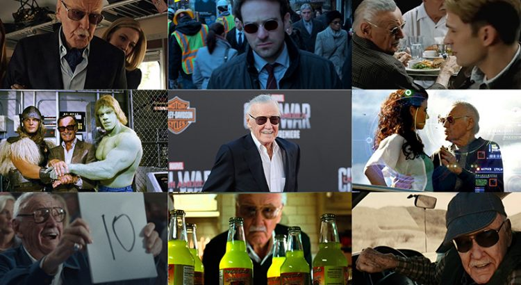 Stan Lee movie cameos