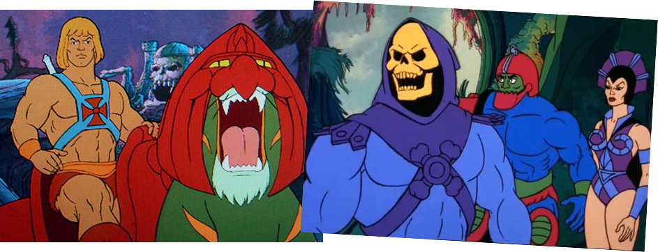 masters of the universe cast