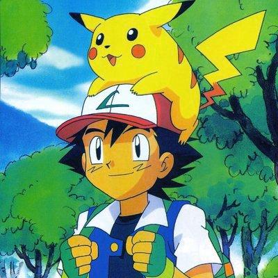 pchof pokemon ash pikachu
