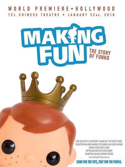 Funko movie poster