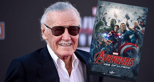 stan lee avengers movie