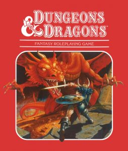 Dungeons & Dragons early edition