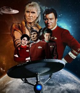 Promotional Poster for Star Trek: The Wrath of Khan