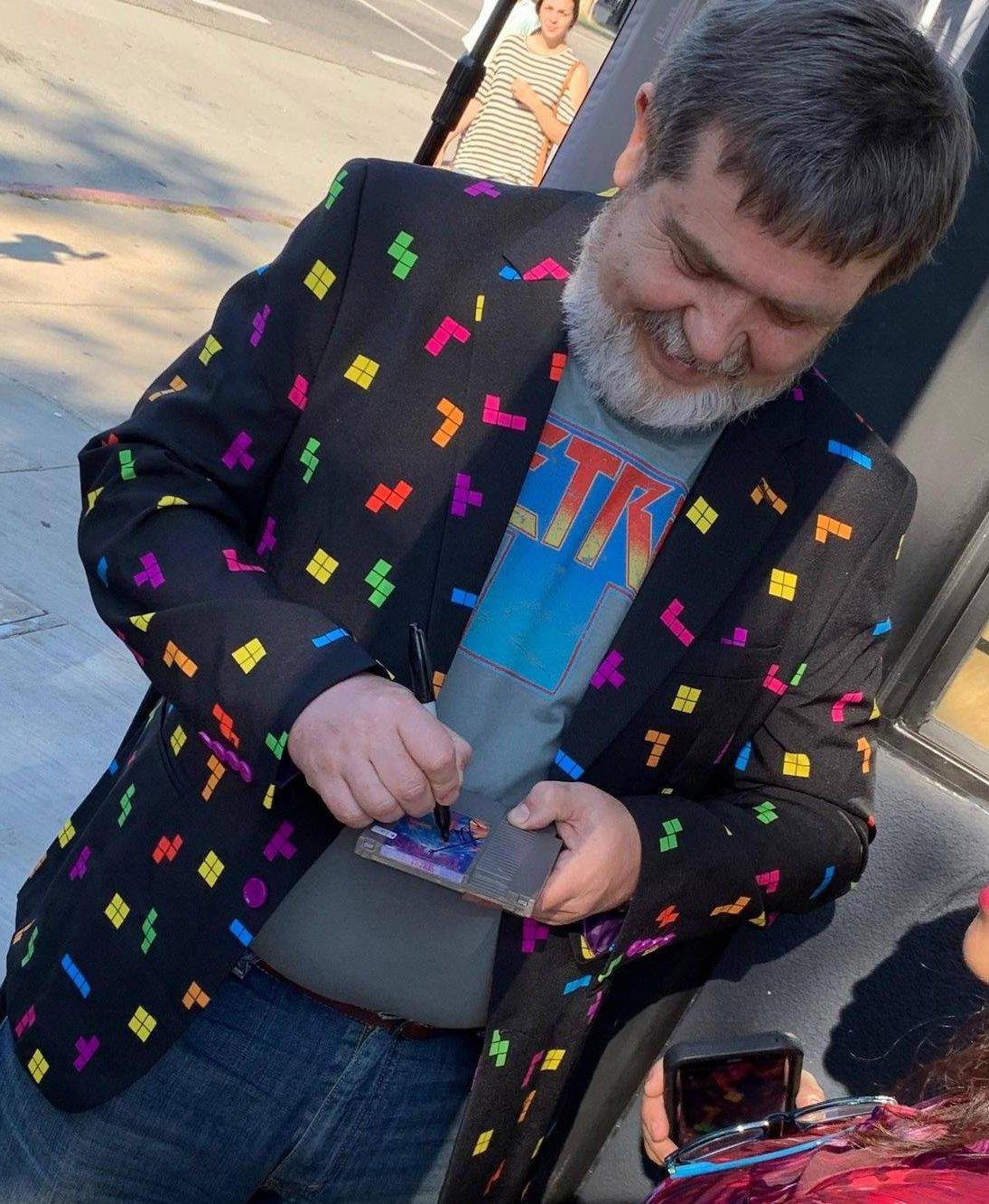 Alexey Pajitnov Tetris